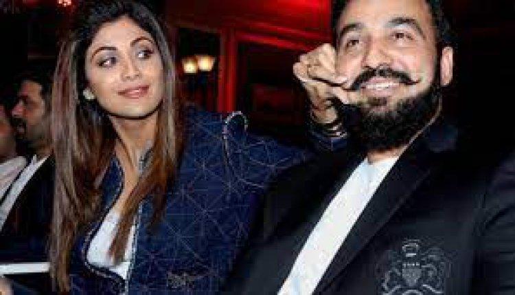 अभिनेत्री शिल्पा शेट्टी के पति राज कुंद्रा गिरफ्तार पोर्नोग्राफी फिल्म बनाने का आरोप
