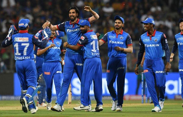 दिल्ली कैपिटल्स का यूएई चरण में जीत से शुरुआत