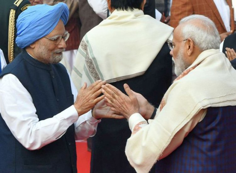 प्रधानमंत्री ने पूर्व प्रधानमंत्री डॉ. मनमोहन सिंह को उनके जन्मदिन पर बधाई दी